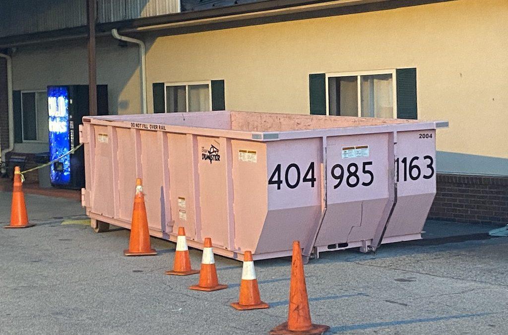 Dumpster Rental McDonough GA 24