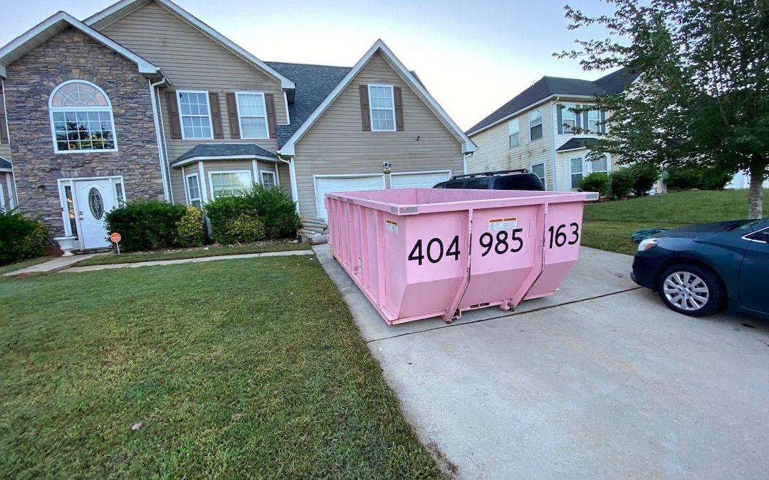Dumpster Rental McDonough GA 6