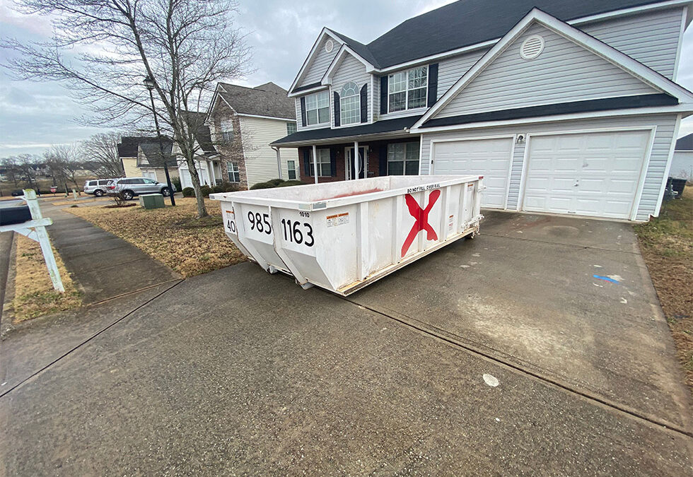 Dumpster Rental Locust Grove GA