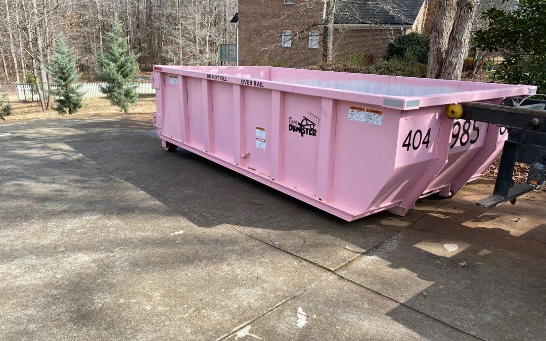 Best Dumpster Rental McDonough GA